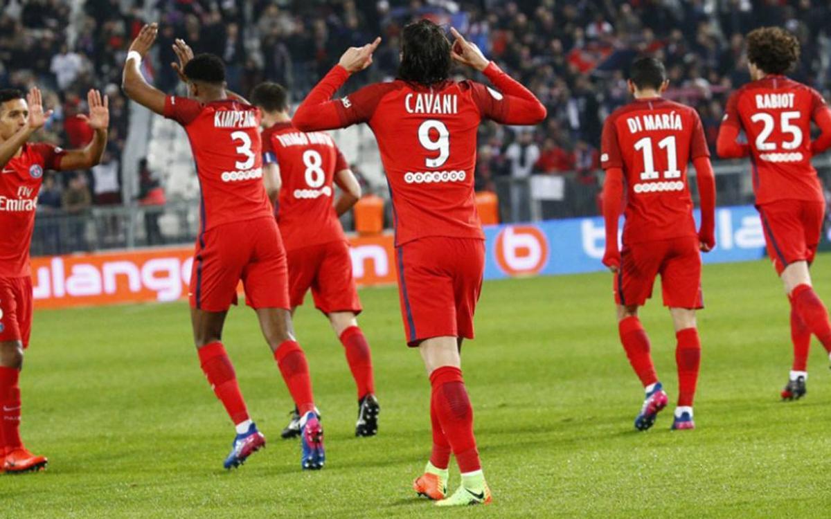 Bona victòria del PSG abans de rebre el Barça (0-3)