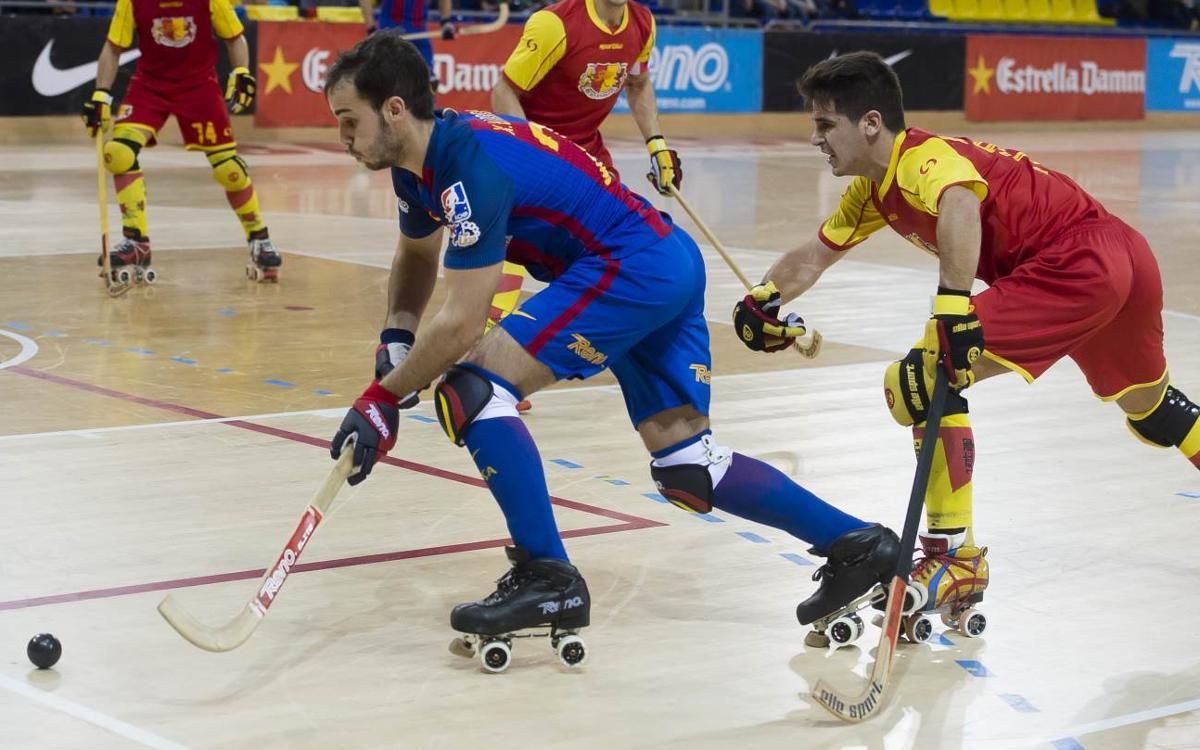 Hockey Bassano – FC Barcelona Lassa: Retorn al PalaSind per segellar l'accés a quarts de final