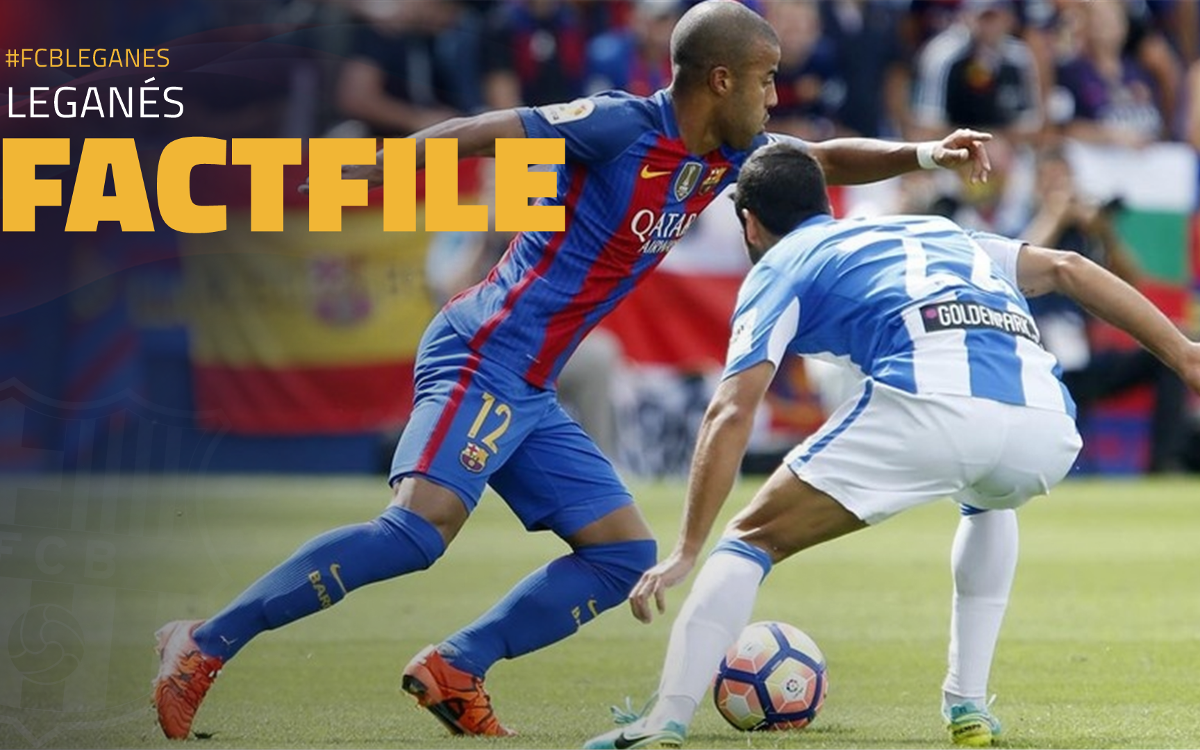 Club Deportivo Leganés: A closer look at Sunday's Camp Nou debutants