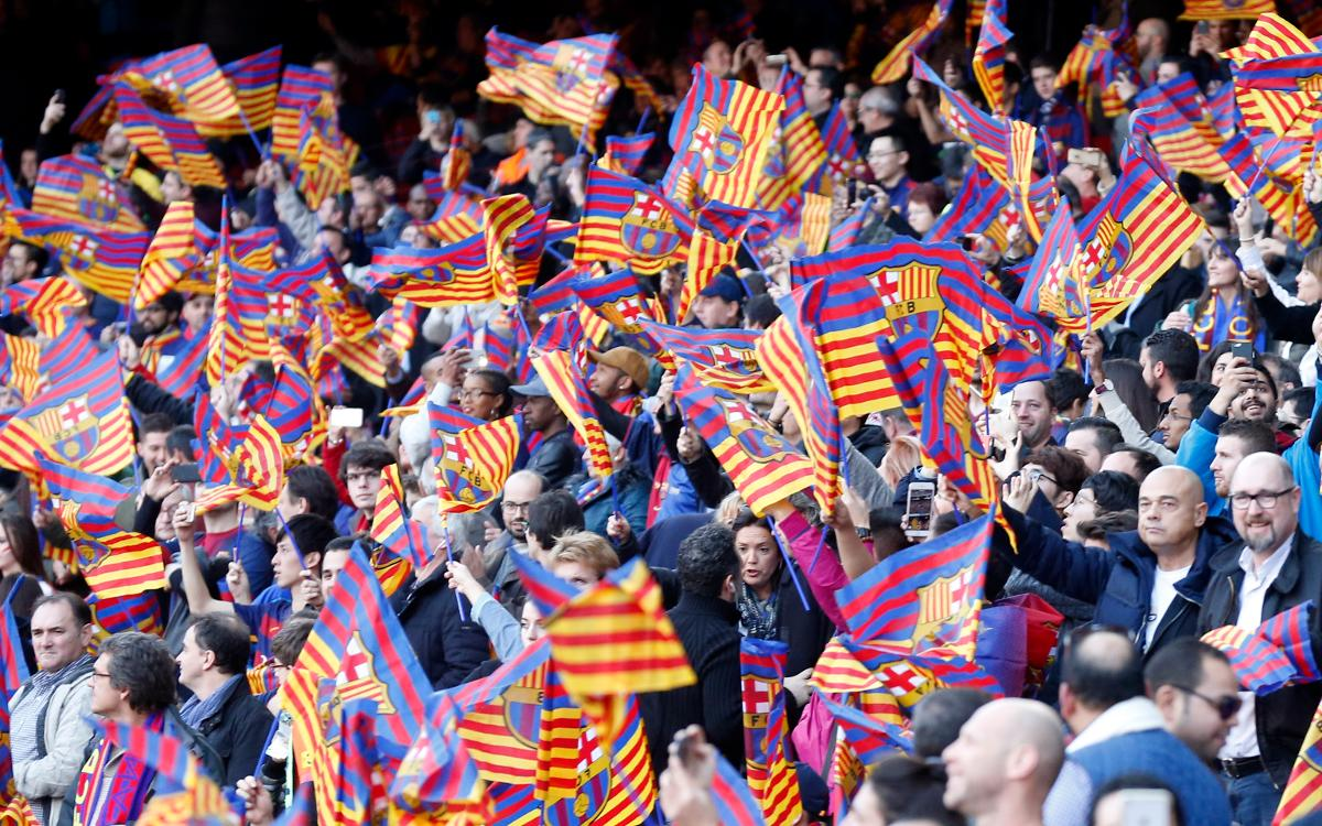 The Penya Blaugrana de París to organise events before PSG v Barça