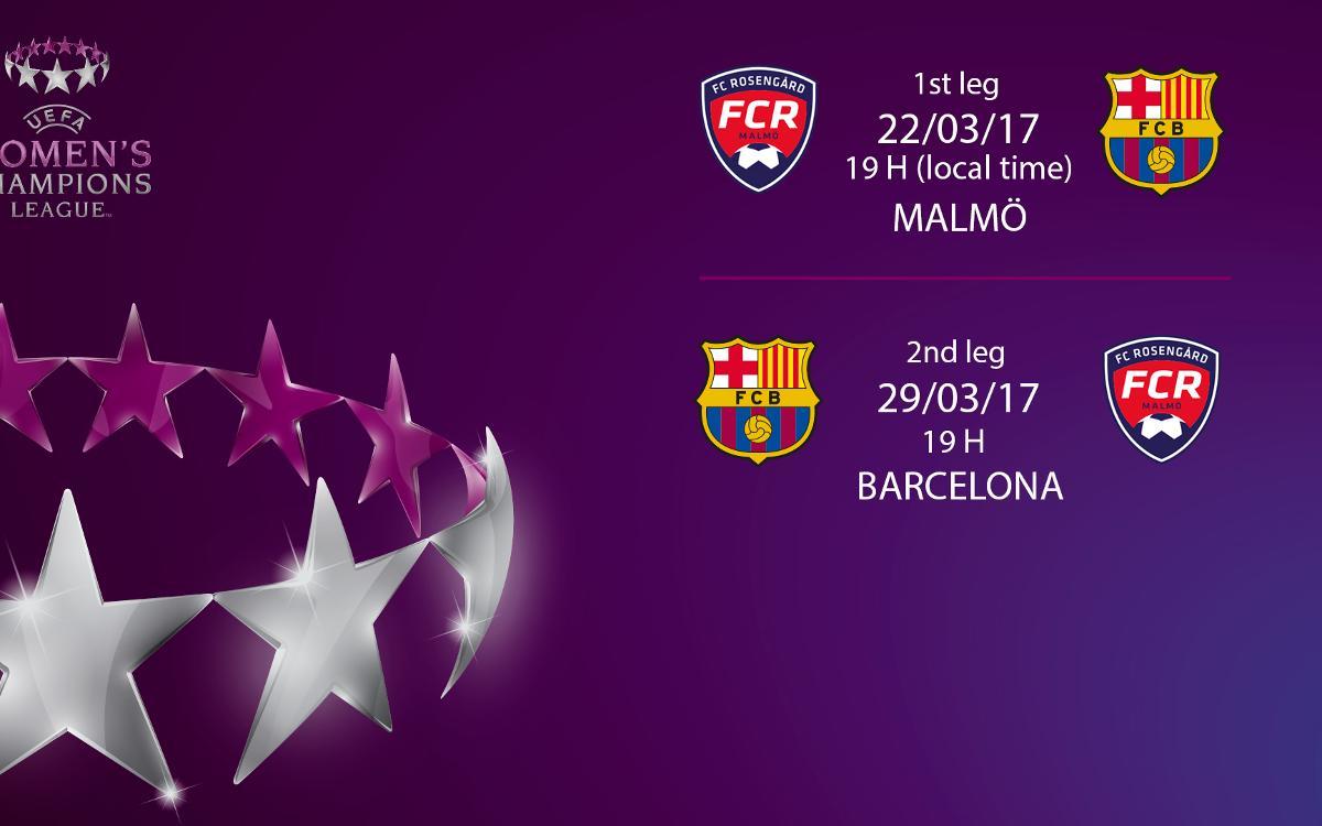 Los horarios de Champions, confirmados