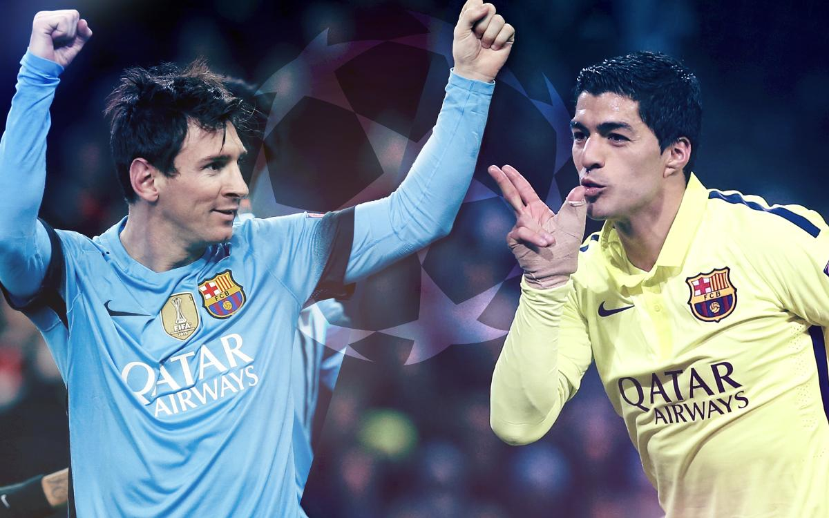 Video: Best of Barça in Champions League round of 16 first legs