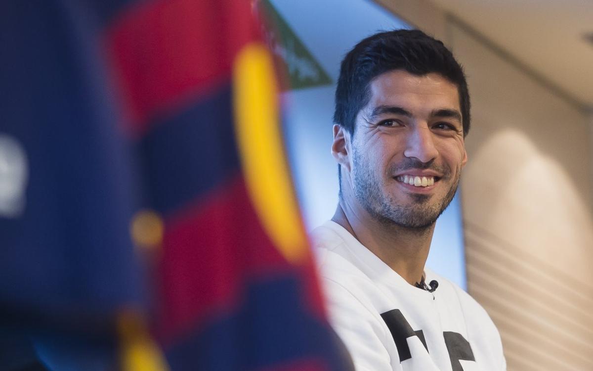 Luis Suárez: Self-belief is the key