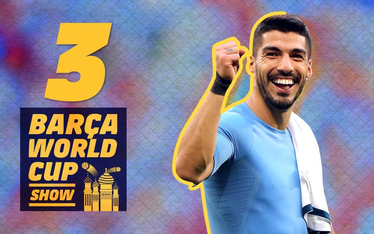 El tercer episodi del 'Barça World Cup' Show