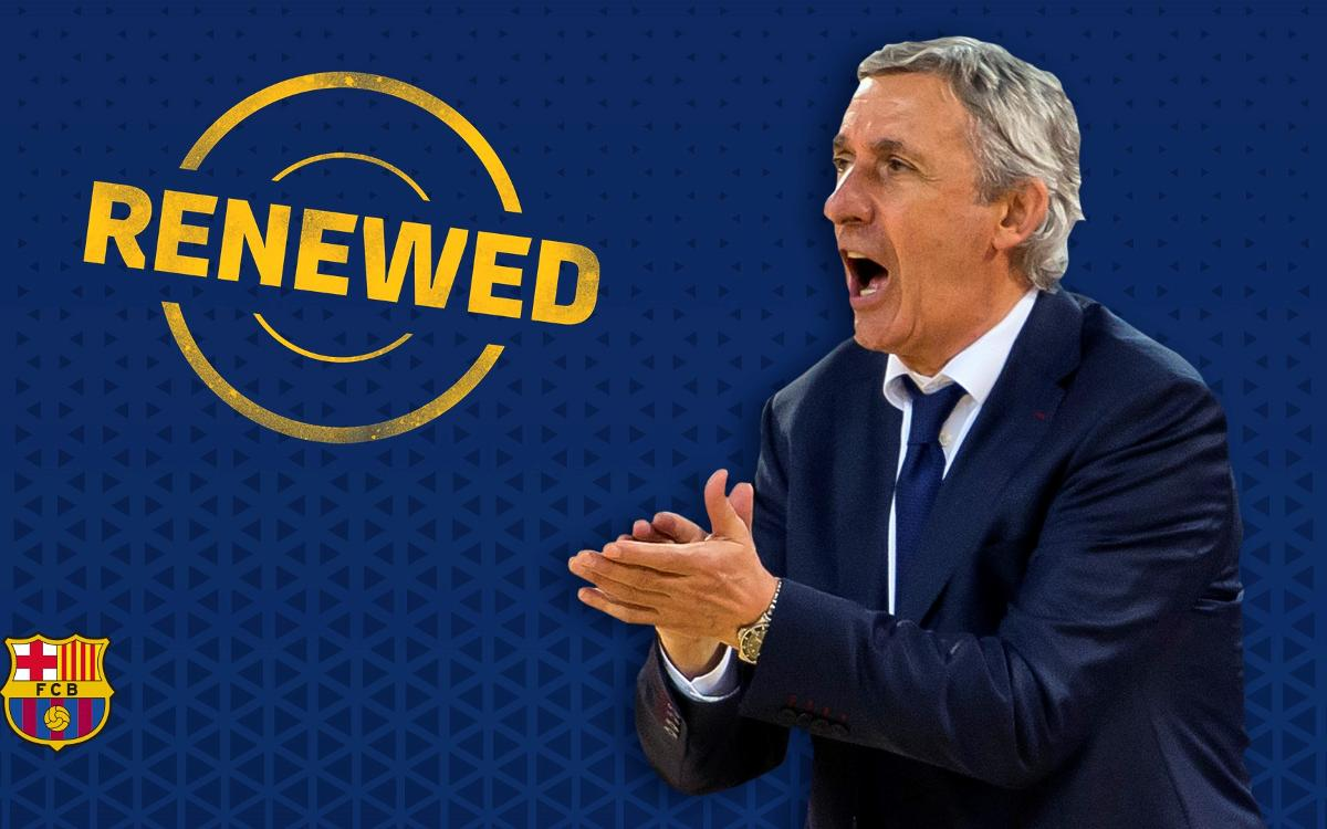 Svetislav Pesic to stay at Barça Lassa until 2019