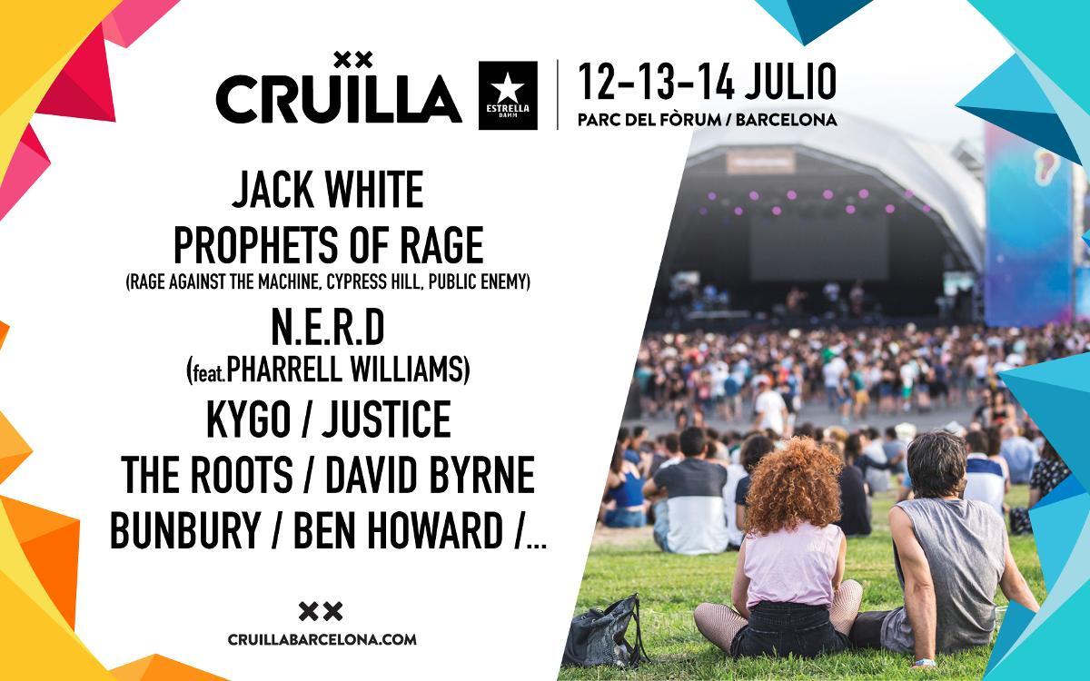 El Barça te lleva al Festival Cruïlla