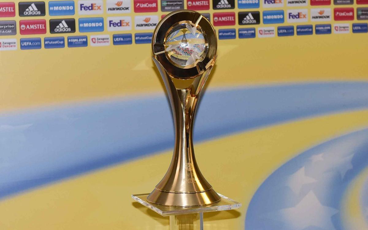 L'SL Benfica, el Halle-Grooik i el Kremlin francès seran els rivals blaugranes a la Main Round