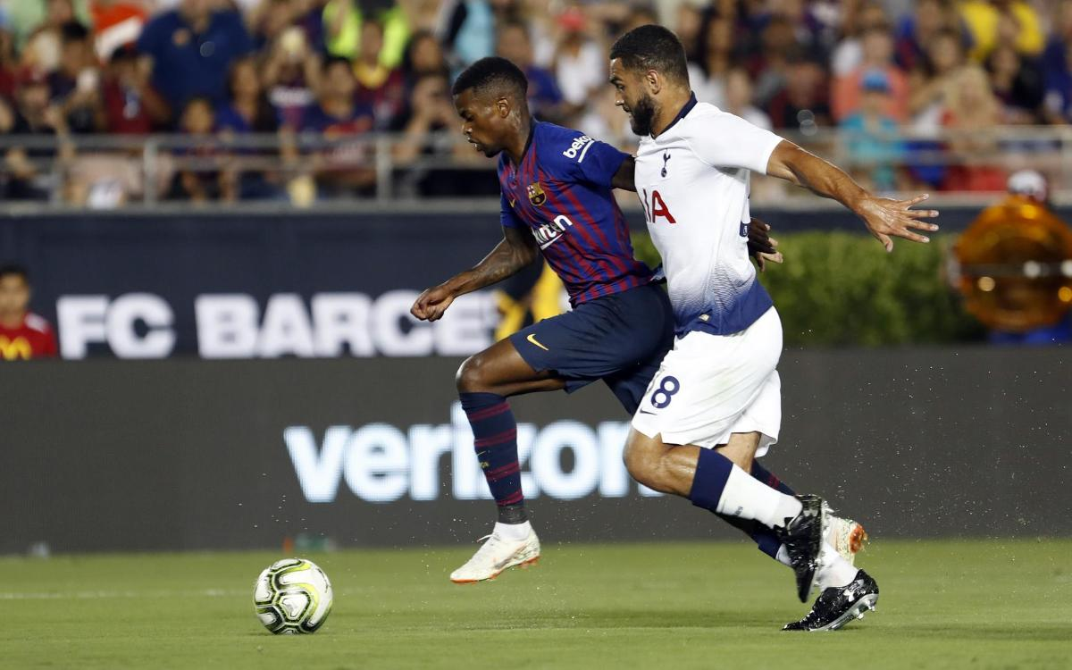 Tottenham - FC Barcelona: Exigent duel de Champions a Wembley