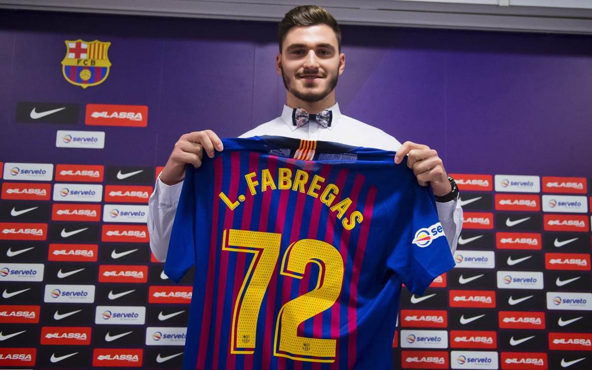 Ludovic Fabregas: