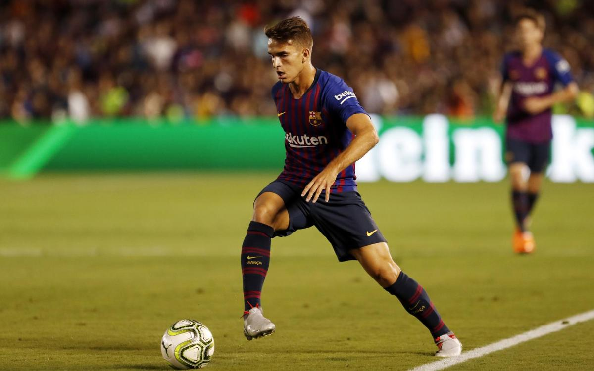 Denis Suárez sidelined for about three weeks