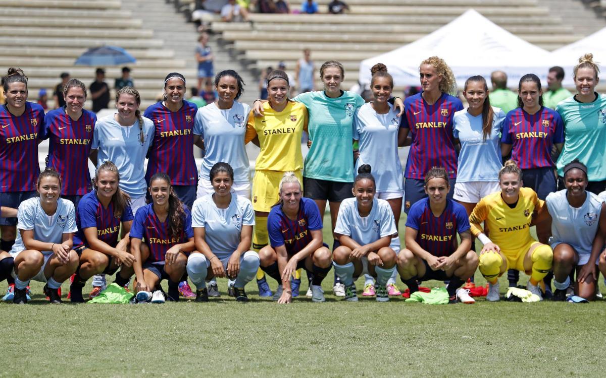 Más que fútbol en el Femenino