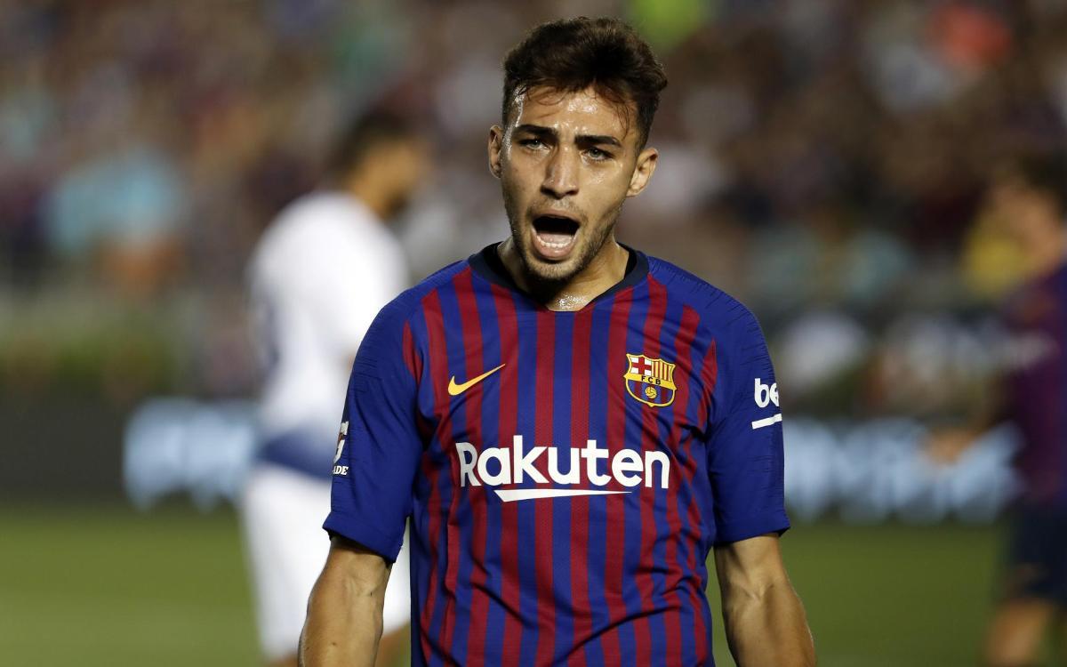 The highlights from FC Barcelona v Tottenham
