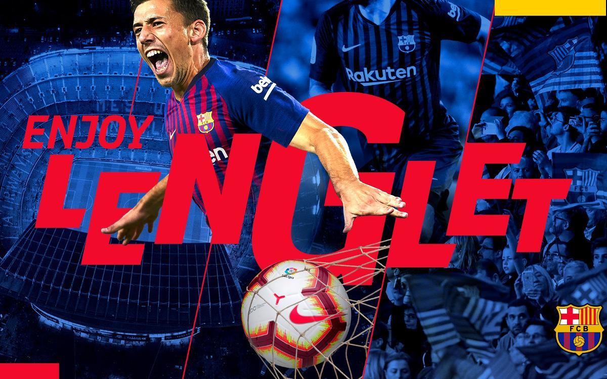 クレメント・ラングレ、FCバルセロナの新加入選手プロフィール