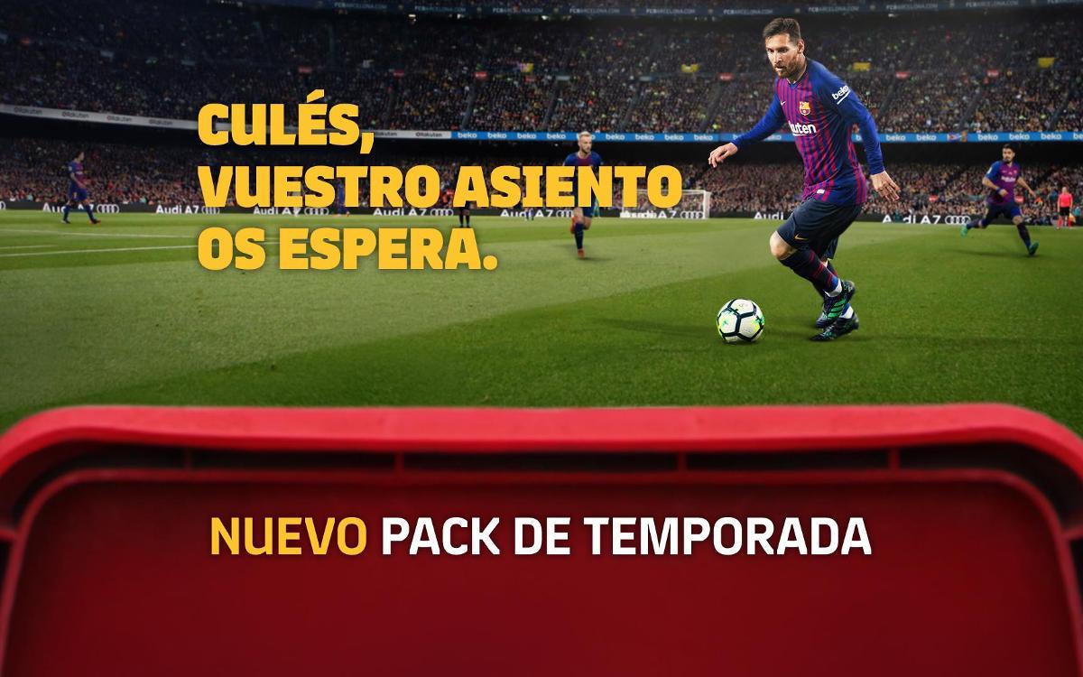 Disfruta de la experiencia Barça a un precio inmejorable