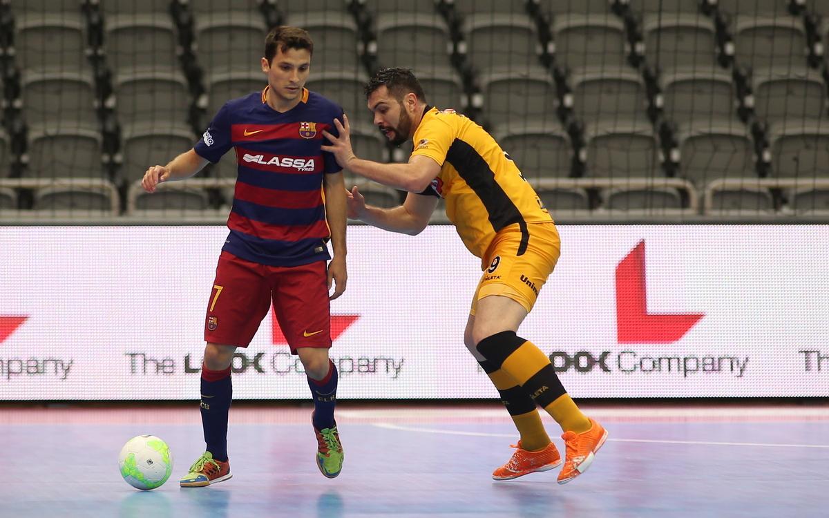 El Magnus i l'Elite Futsal, rivals del Barça Lassa a la Intercontinental