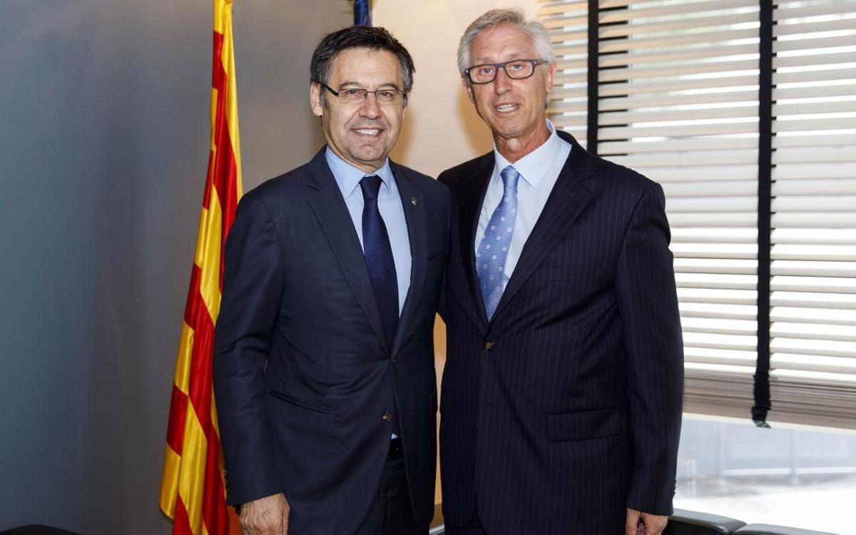 Conveni amb la cambra de comerç Brasil-Catalunya