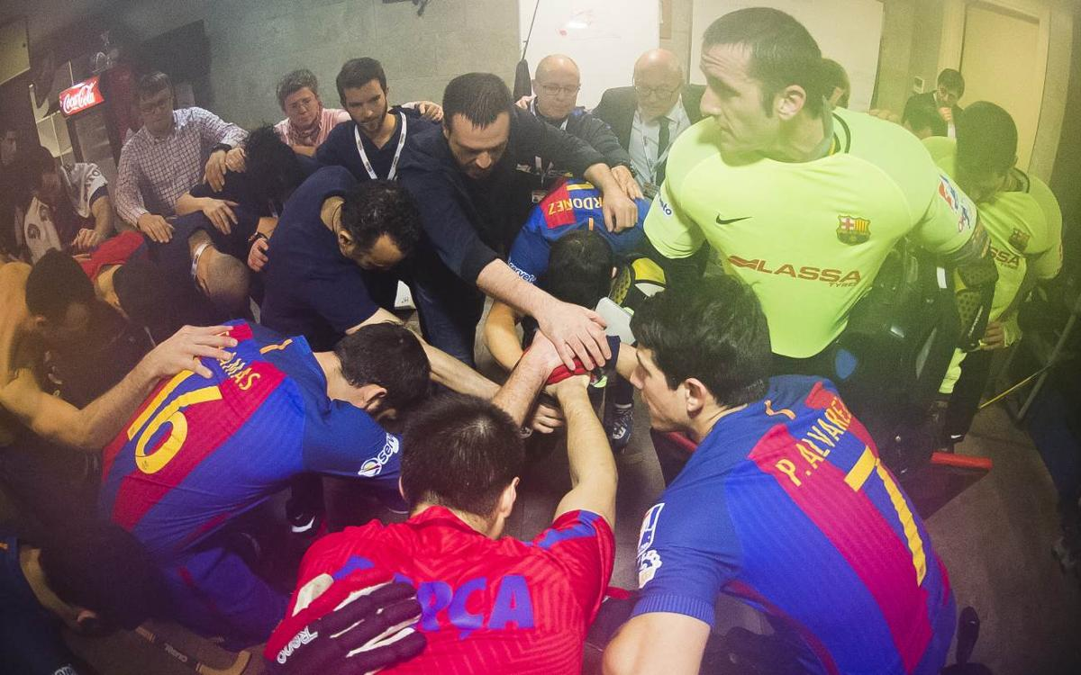 La visió privilegiada del Barça Lassa – Porto