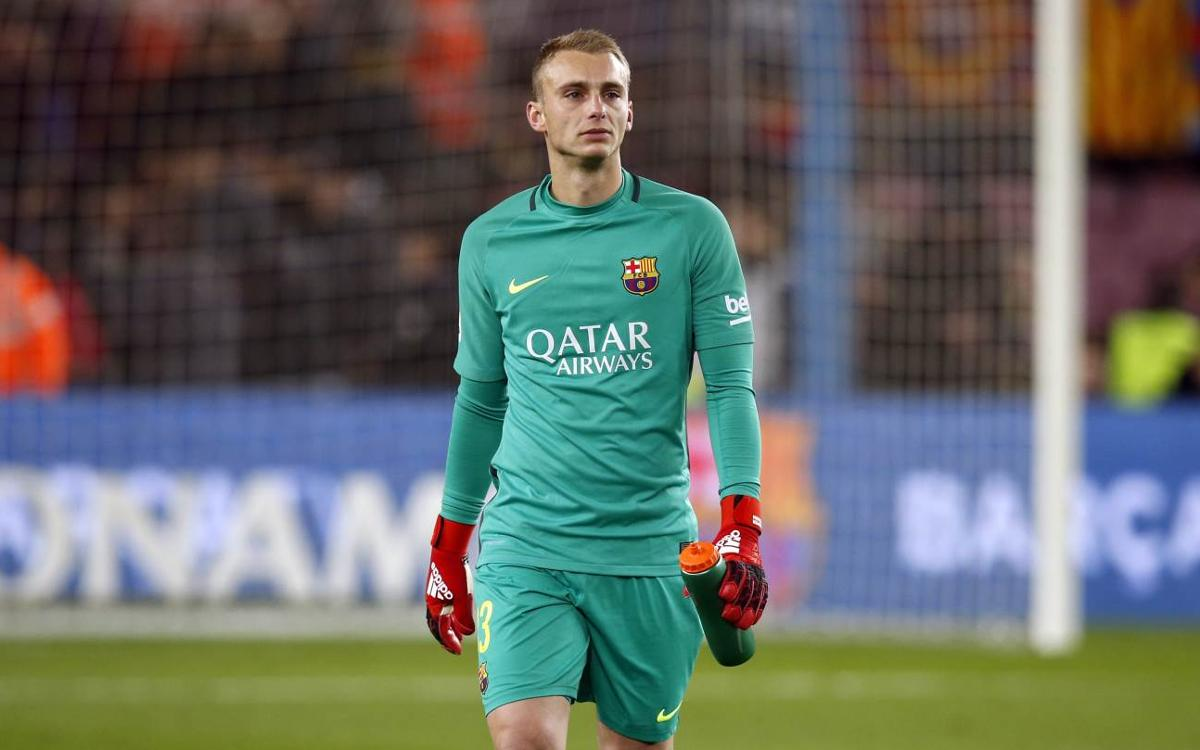 Jasper Cillessen injures soleus muscle in left leg