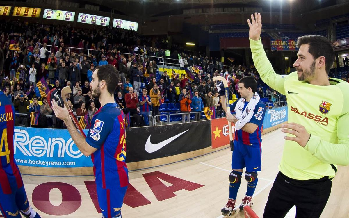 FC Barcelona Lassa – Moritz Vendrell: No hay dos sin tres