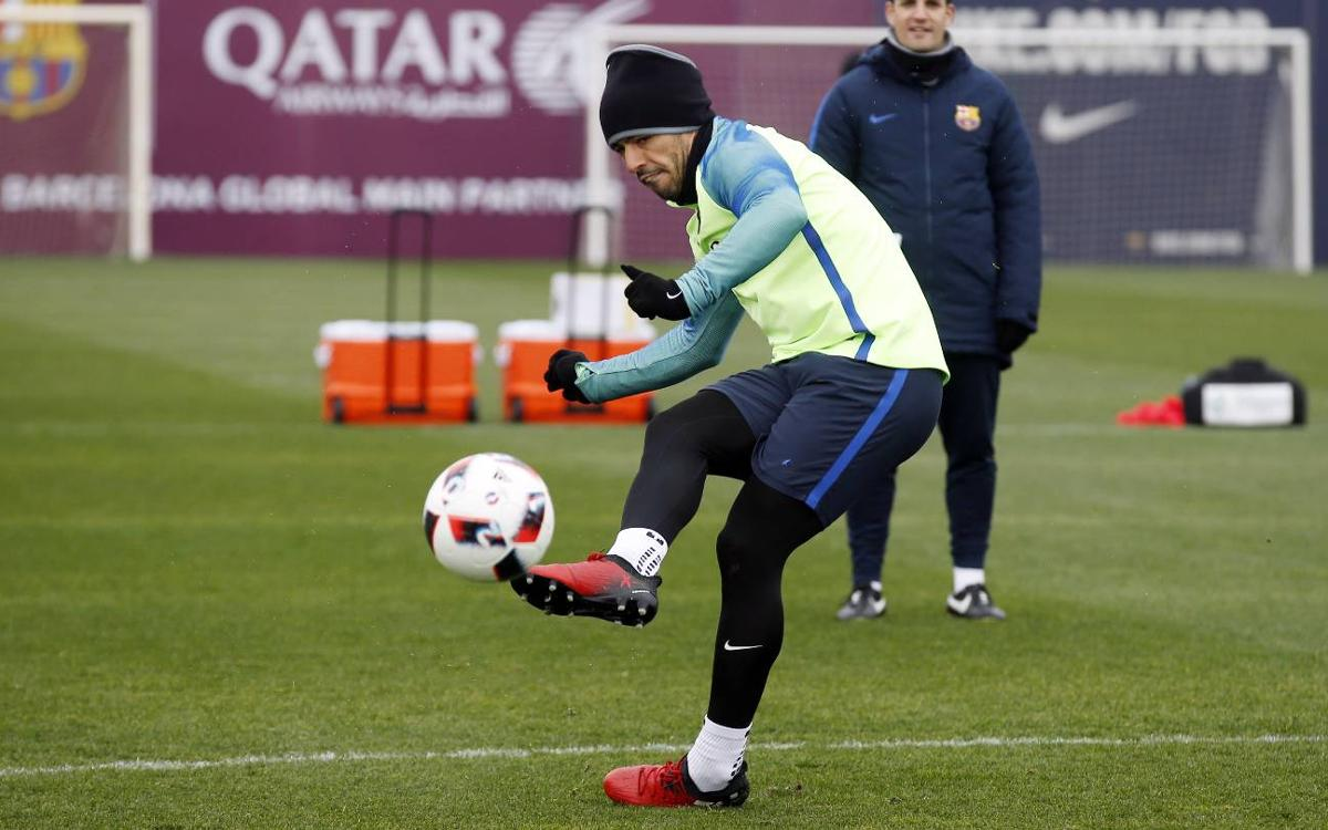 Luis Suárez's killer instinct isn't just for match day, it's for training too