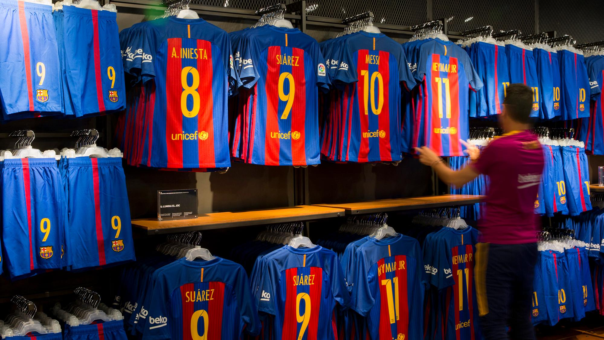 2efb38345 FC Barcelona remains second biggest income earner in world football
