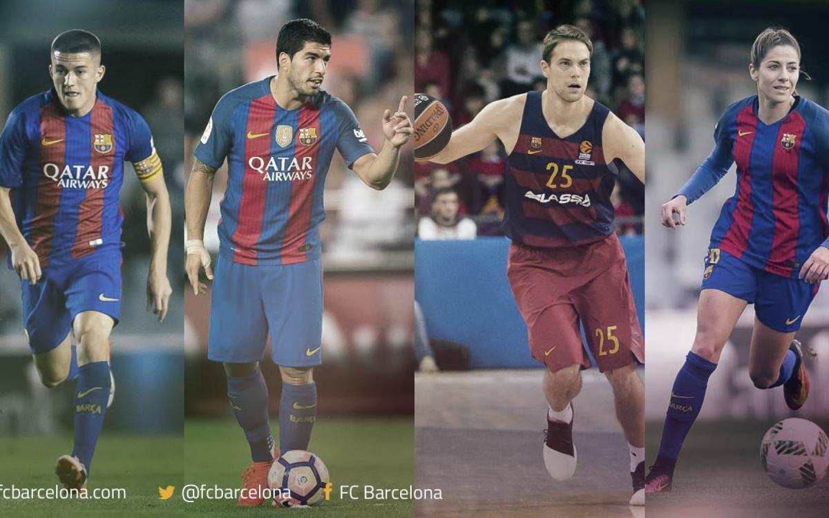 L'agenda del Barça en l'últim cap de setmana de gener