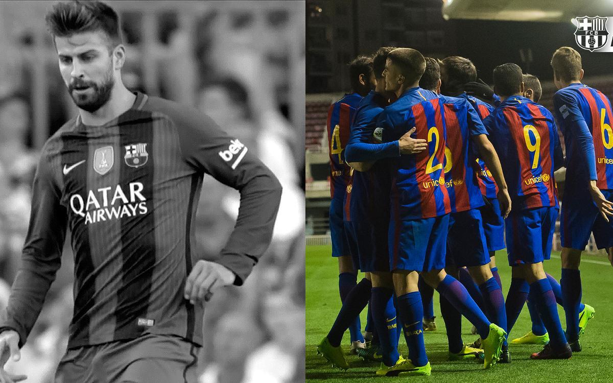 Nueva campaña para apoyar al Barça B camino del play-off