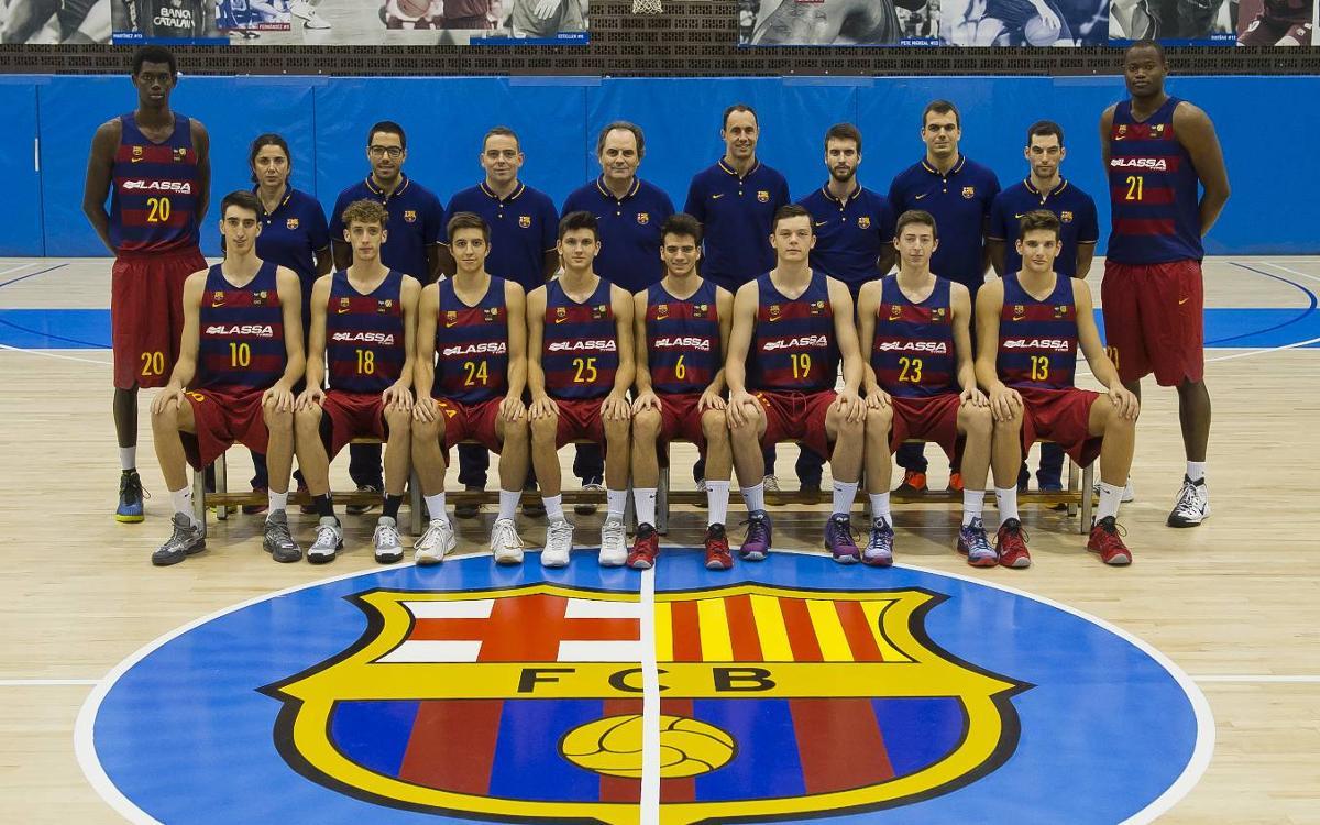 El Barça Lassa, premiat per la revista 'Gigantes del Basket' per la seva feina al bàsquet base