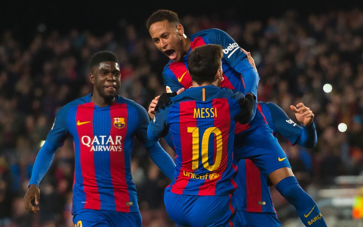 FC Barcelona - Reial Societat: Que continuï la ratxa
