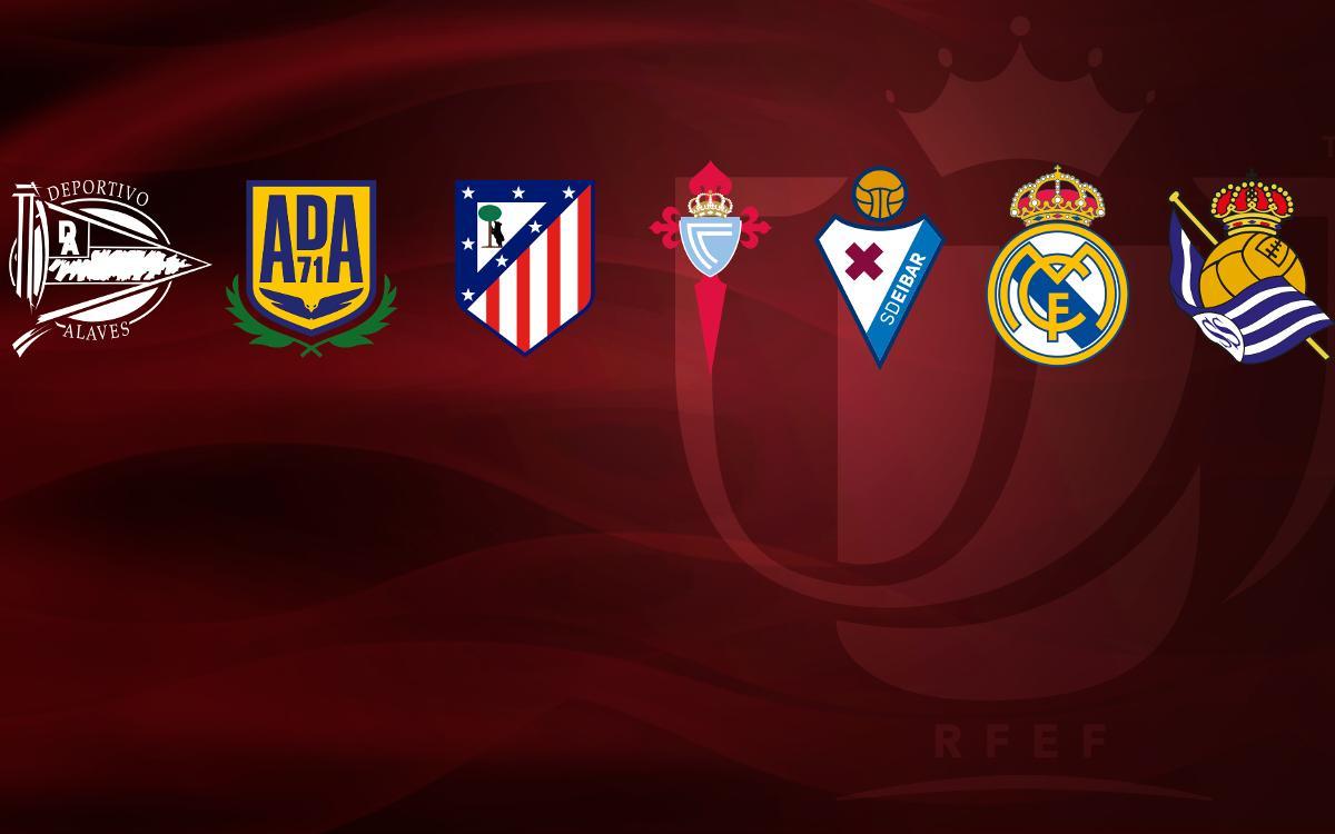 Els set possibles rivals del Barça als quarts de Copa