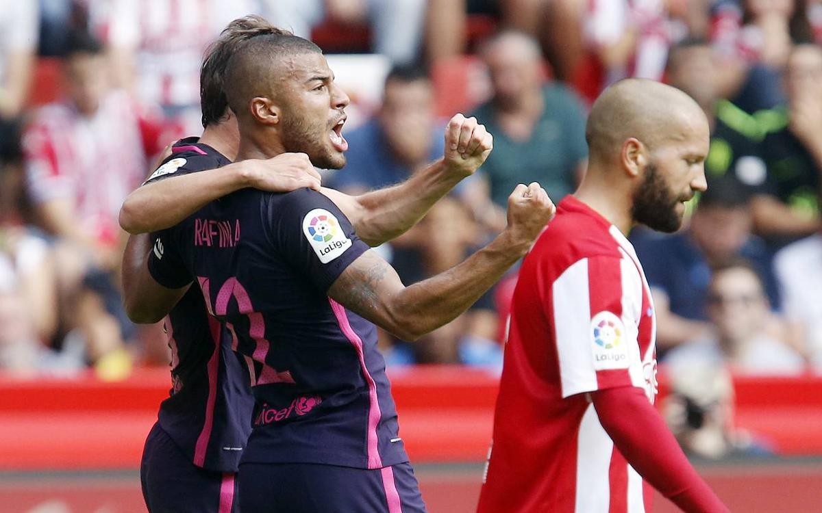 El FC Barcelona-Sporting de Gijón, el dimecres 1 de març a les 19.30 hores