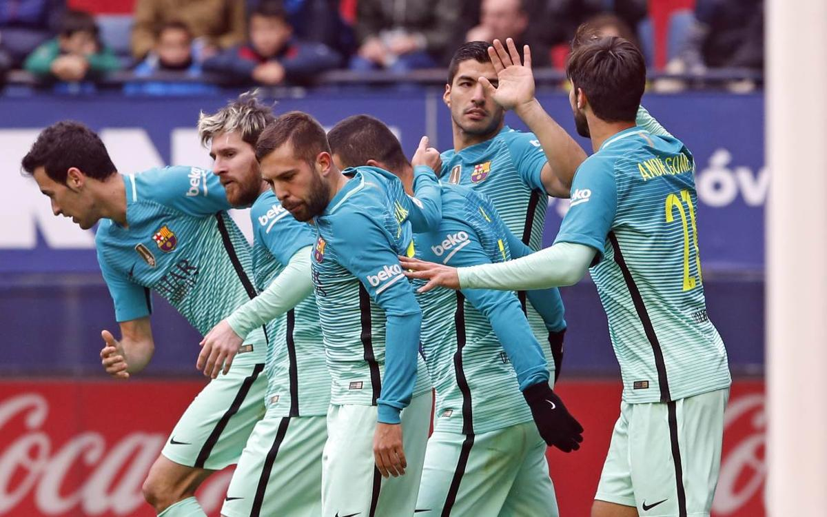 MATCH PREVIEW: Eibar v FC Barcelona