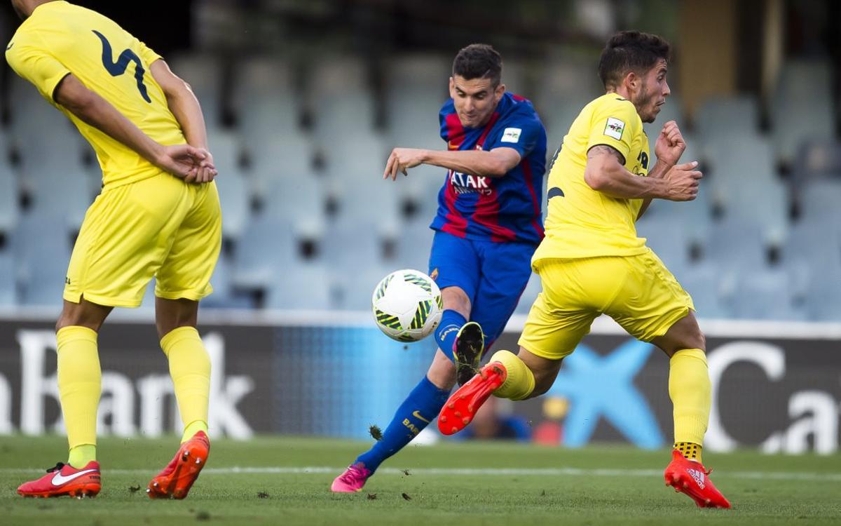 Vila-real B – Barça B: La segona aturada del Tourmalet