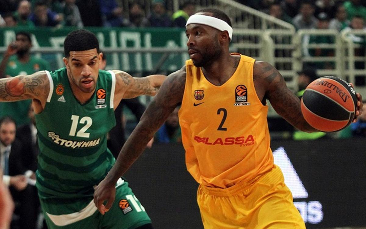 Panathinaikos Superfoods v FC Barcelona Lassa: Grit but no reward (71-65)