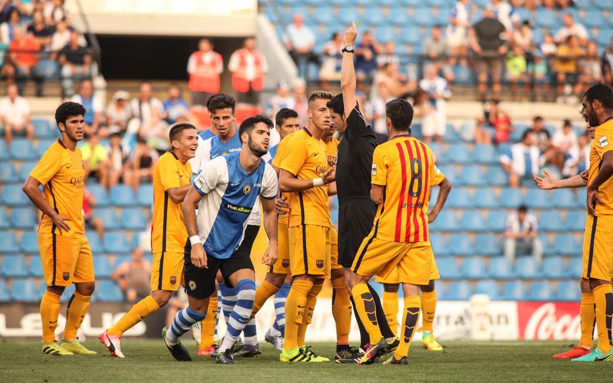 Barça B – Hércules CF: Buscando un golpe de efecto