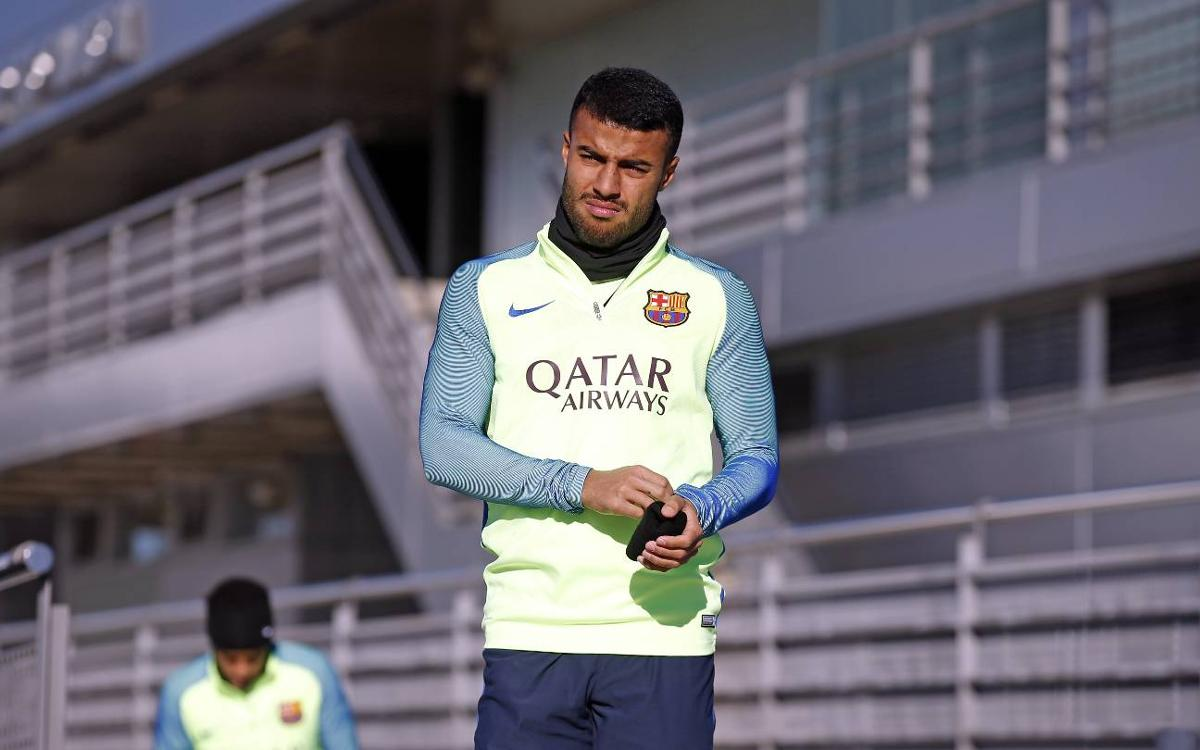 Injured Rafinha out against Real Sociedad