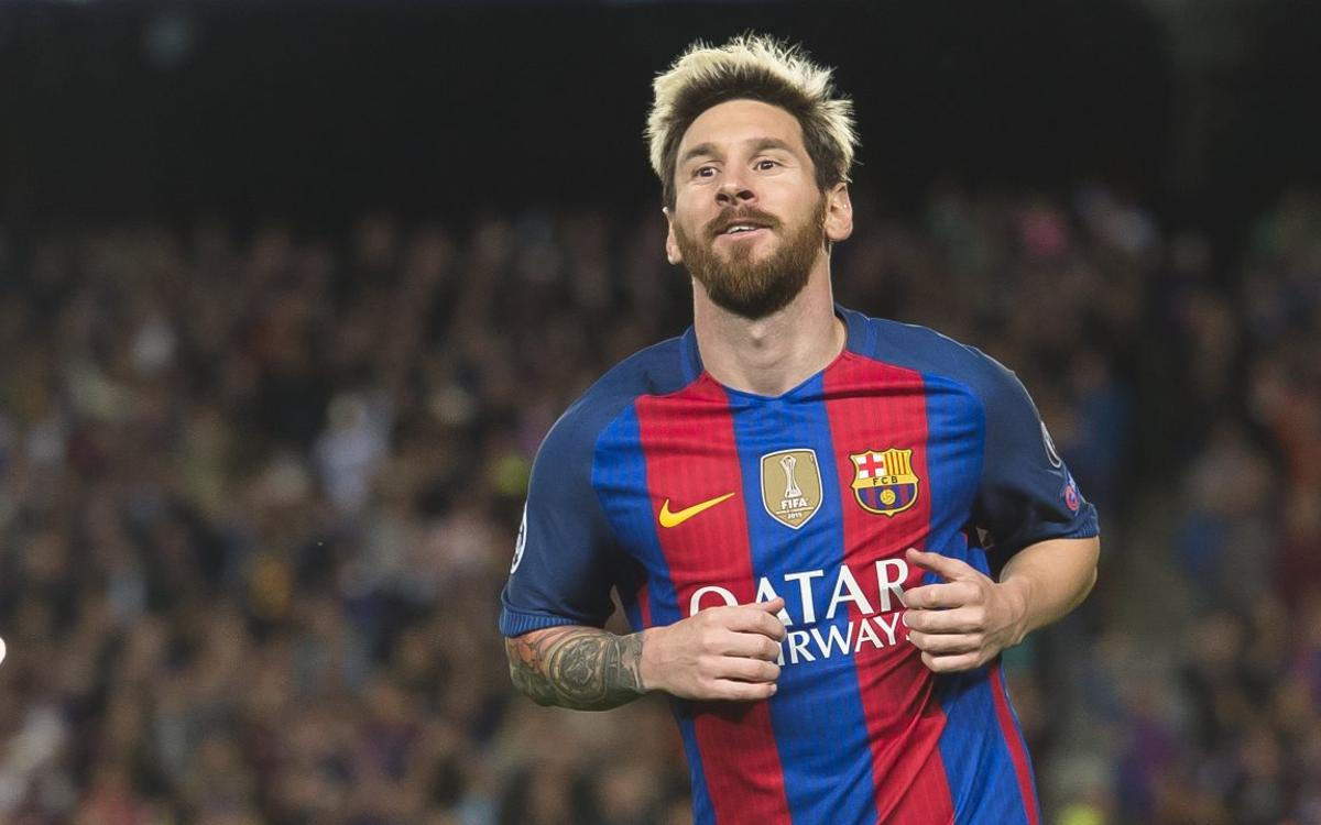 Leo Messi, segon classificat al premi The Best de la FIFA
