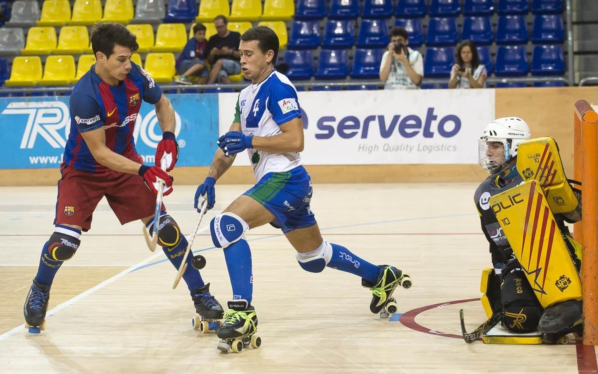ICG Software Lleida – FC Barcelona Lassa: Good form continues (4-6)
