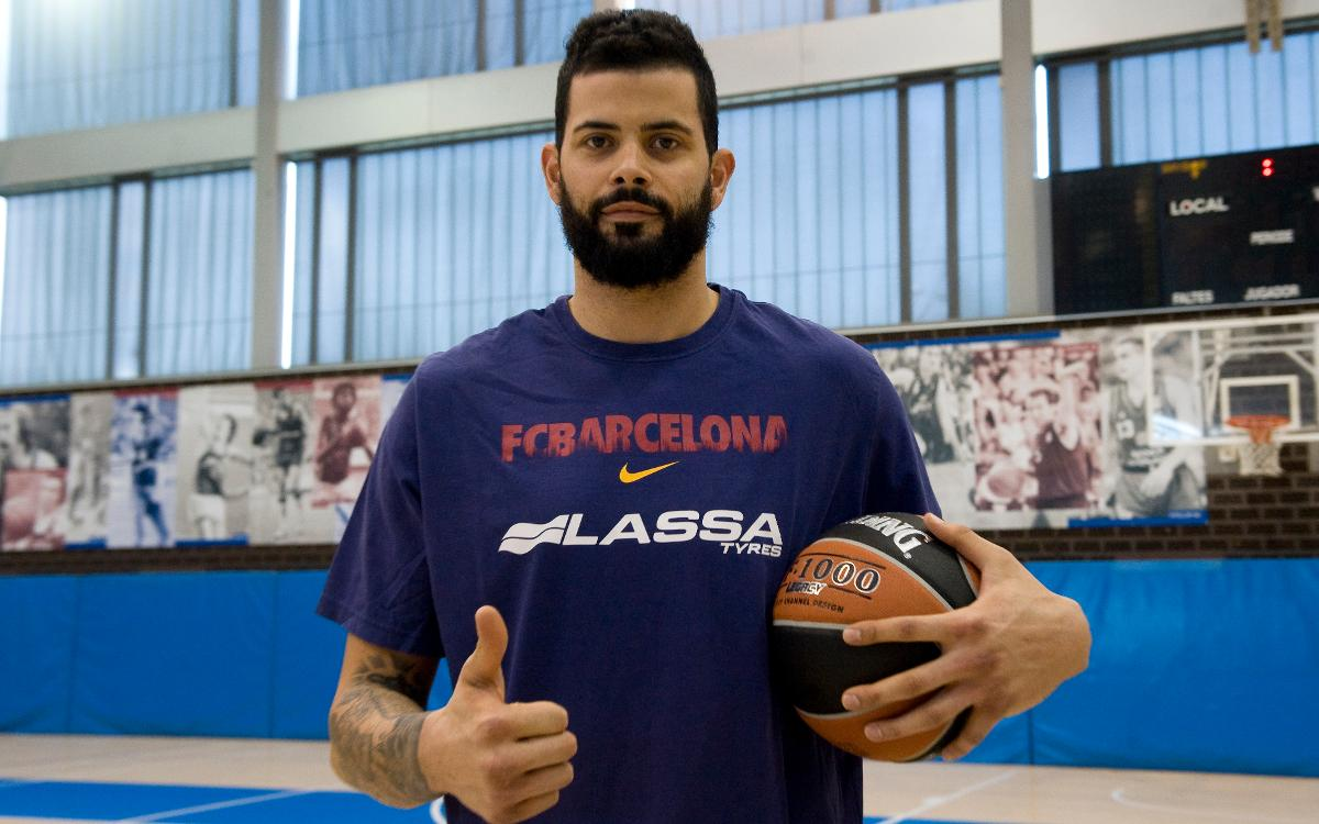 """Vitor Faverani: """"No podia deixar escapar aquesta oportunitat"""""""