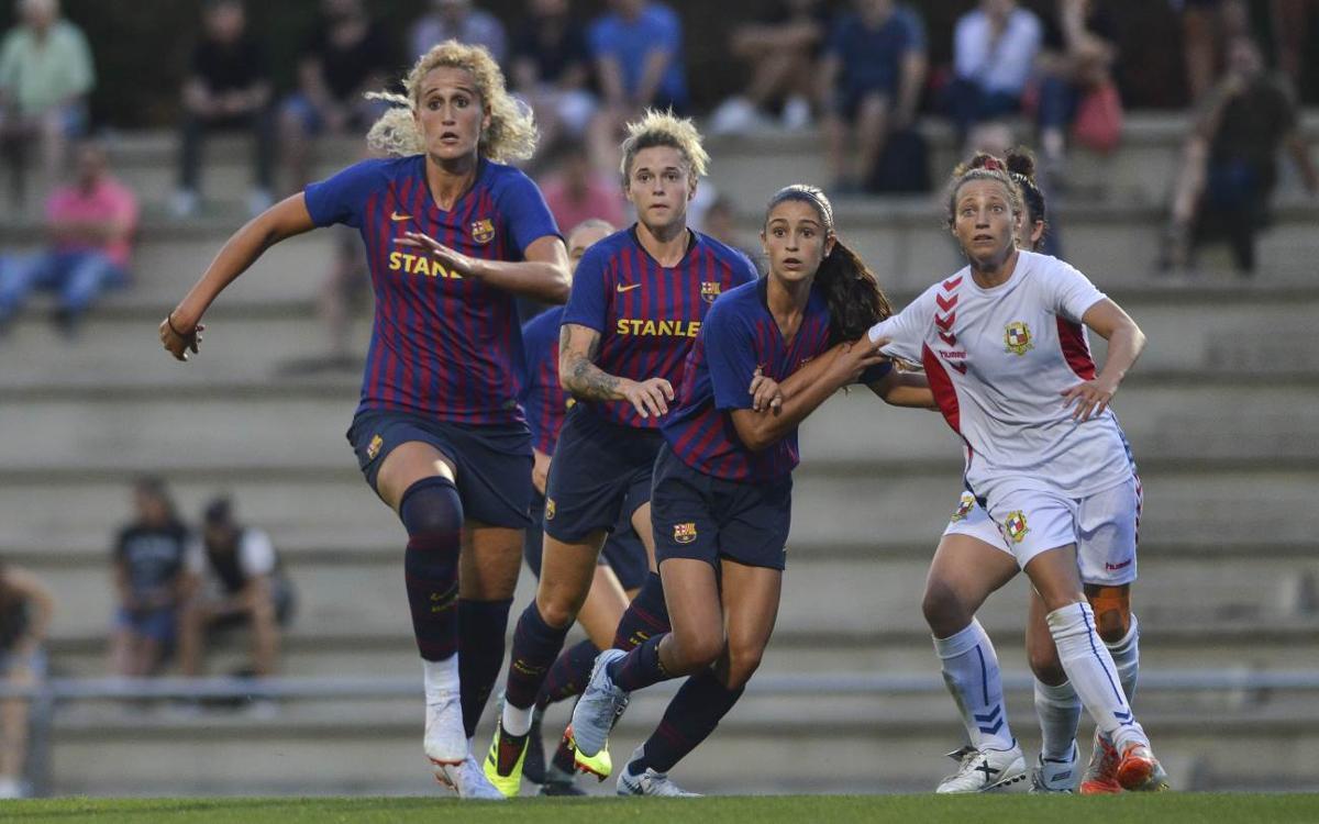 BIIK Kazygurt – FC Barcelona Femení (prèvia): La il·lusió europea torna a començar al Kazakhstan