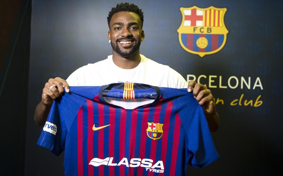 Arthur firma con el Barça Lassa hasta el 2020