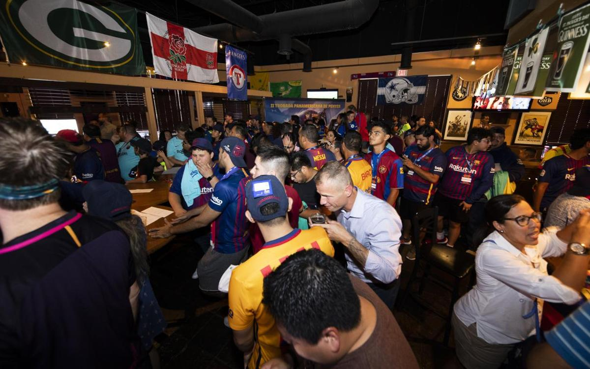 More than 400 people attend Dallas Supporters Club event