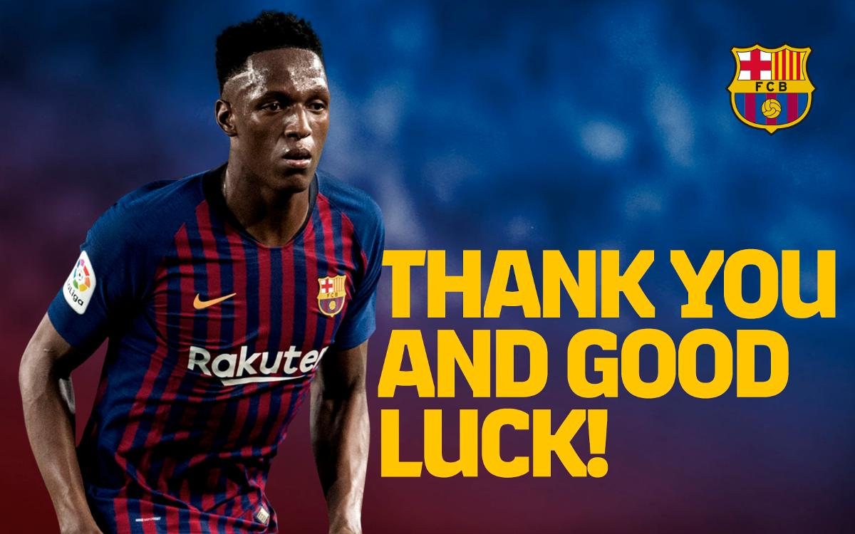 Agreement with Everton for the transfer of Yerry Mina