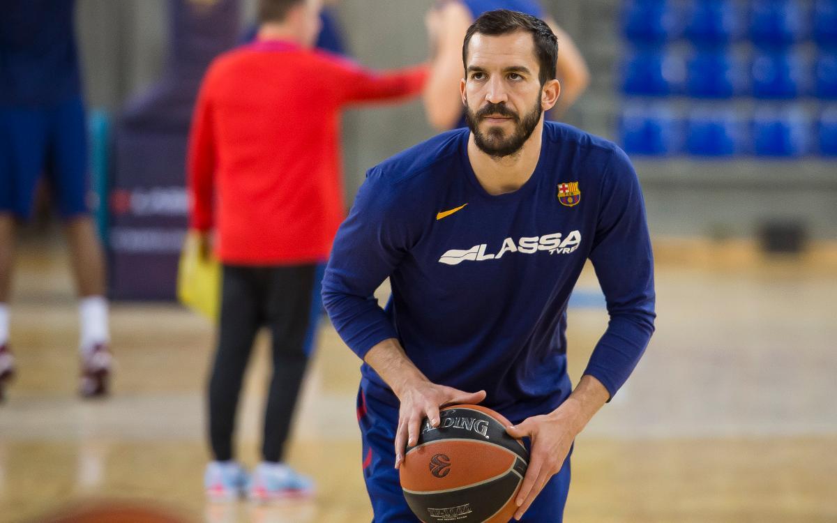 El Barça Lassa començarà la pretemporada el 23 d'agost