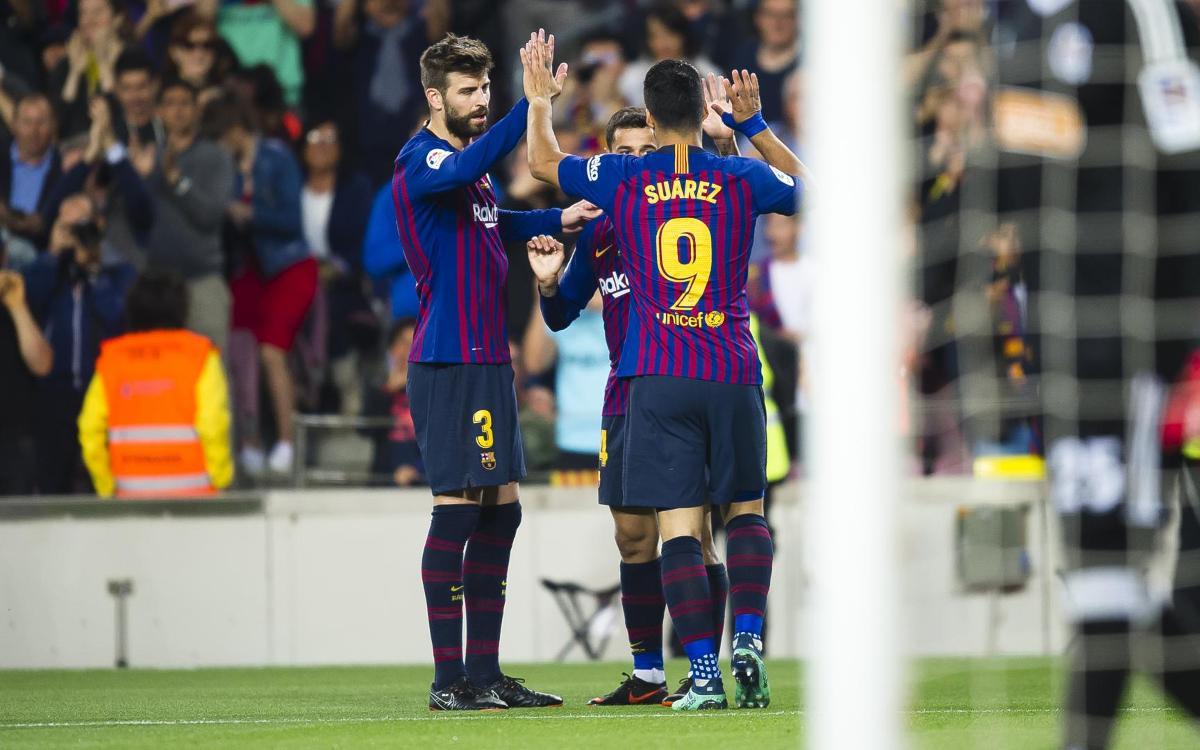El Barça - Osca ja té hora