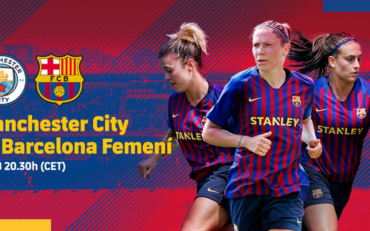 Las 10 cosas que debes saber del City-Barça del domingo