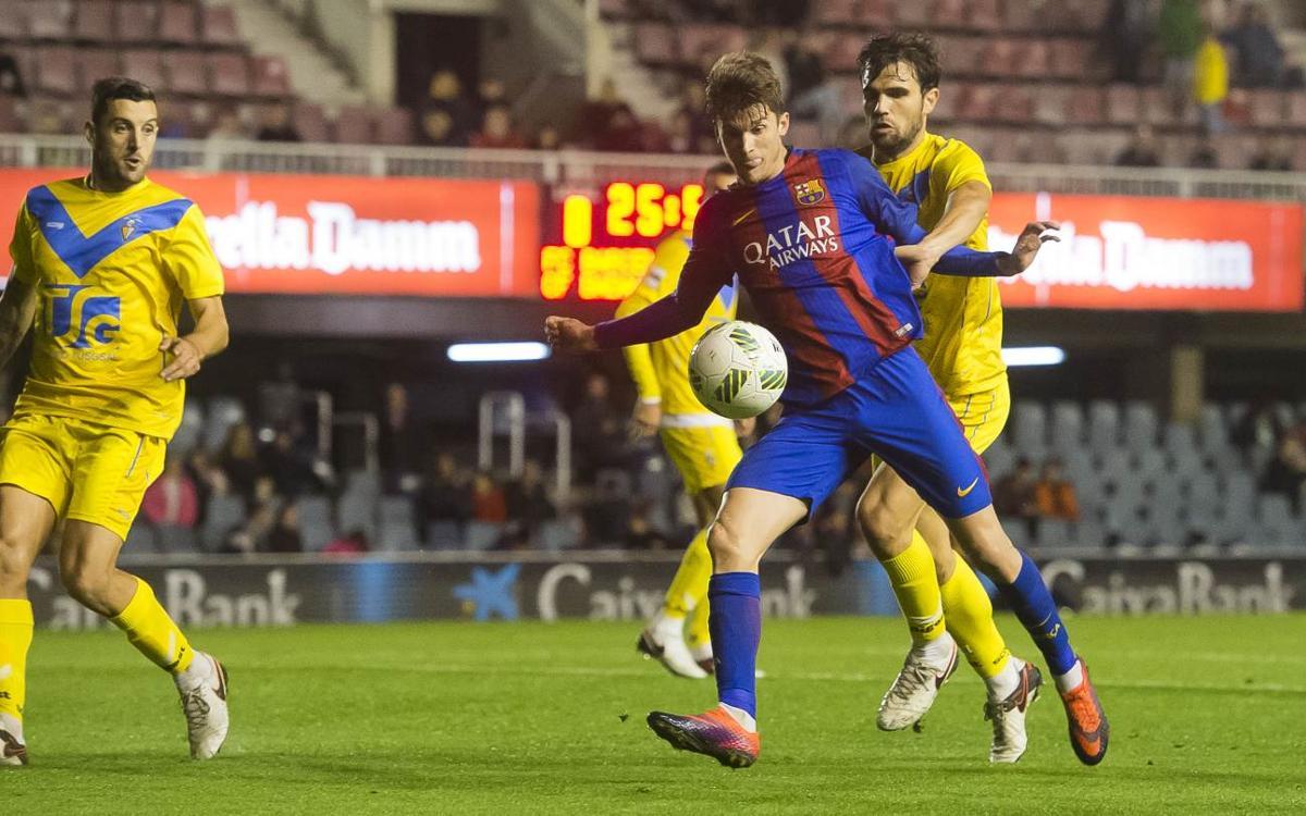 Lleida Esportiu – Barça B: Quieren volver a ser líderes