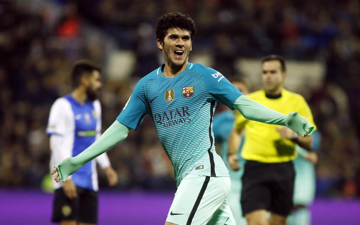Hércules CF - FC Barcelona: Espera el Camp Nou (1-1)