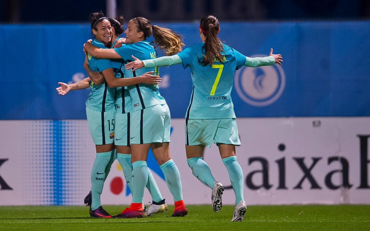 RCD Espanyol v FC Barcelona Women: Stunning derby victory (1-6)