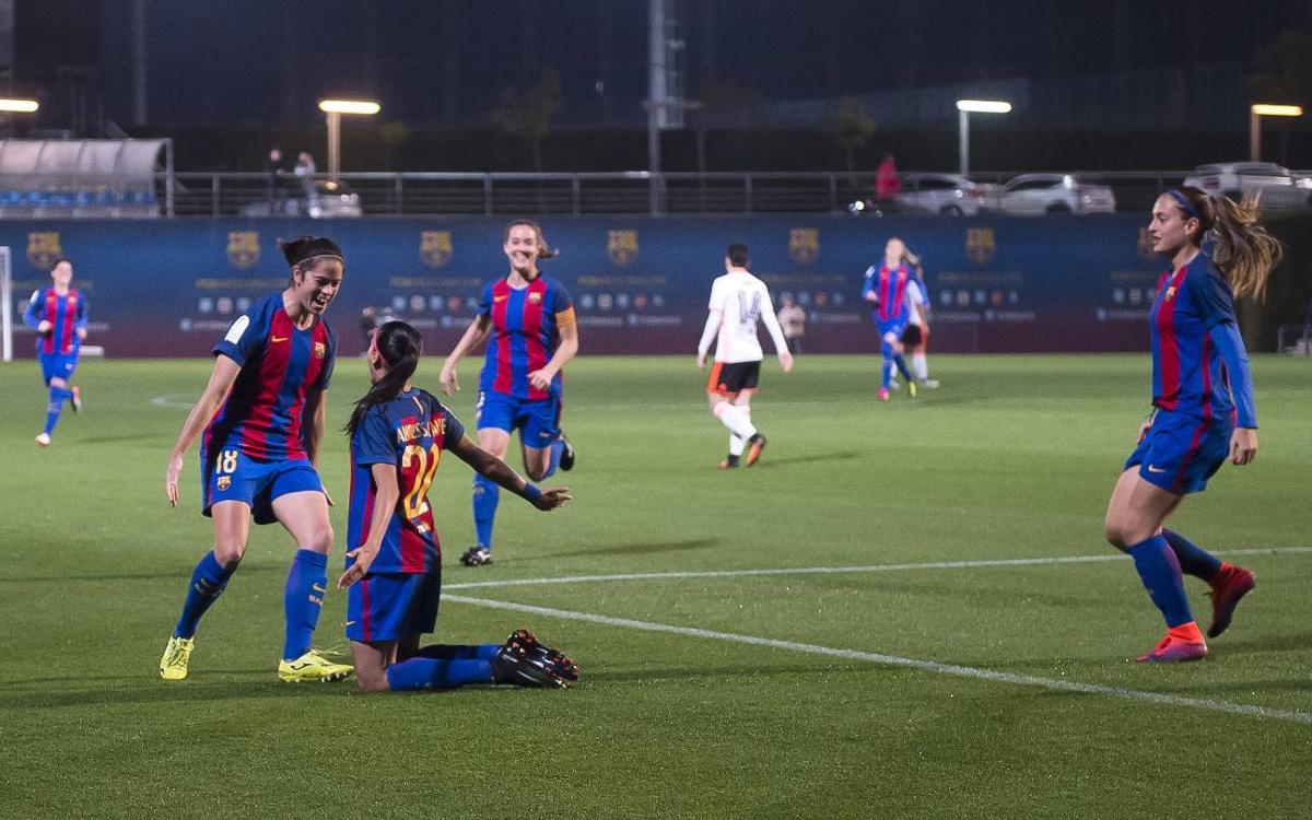 Atlètic de Madrid – FC Barcelona Femení (prèvia): Més que un partit al Calderón